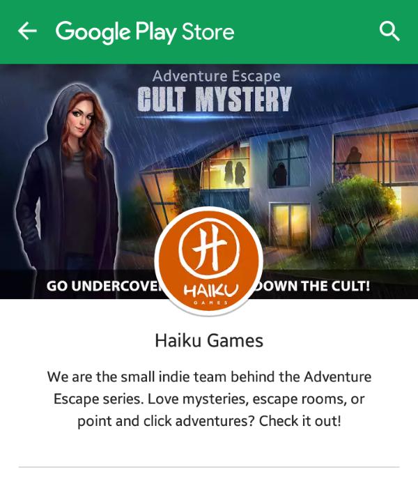 haiku games google play store